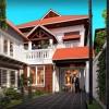 Thiết kế biệt thự 2 tầng theo phong cách Á Đông truyền thống