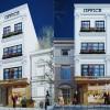 Thiết kế nhà phố kết hợp văn phòng tuyệt đẹp tại Hà Nội