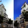 Thiết kế nhà phố 5 tầng phong cách Pháp