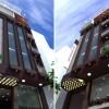 Thiết kế khách sạn mini 7 tầng hiện đại