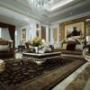 Nội thất kiểu Pháp biệt thự 3 tầng phong cách tân cổ điển