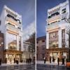 Thiết kế nhà phố 5 tầng kết hợp cửa hàng kinh doanh
