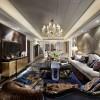 Thiết kế nội thất cổ điển Châu Âu kết hợp Á Đông