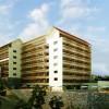 Thiết kế khách sạn trên đồi tại khu du lịch sinh thái