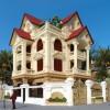 Mẫu biệt thự kiểu Pháp mang phong cách hoàng gia tại Bắc Từ Liêm – Hà Nội