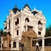 Thiết kế biệt thự kiểu Pháp đẹp tại Thành Phố Bắc Ninh