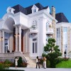 Mẫu thiết kế biệt thự kiểu Pháp hoa lệ tại Q9 Sài Gòn