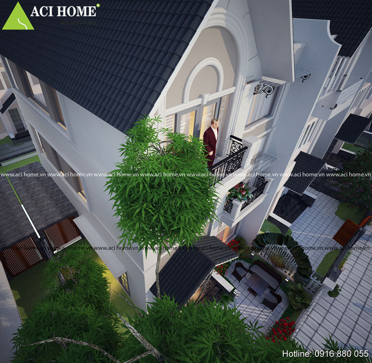 Cải tạo nhà phố 3 tầng