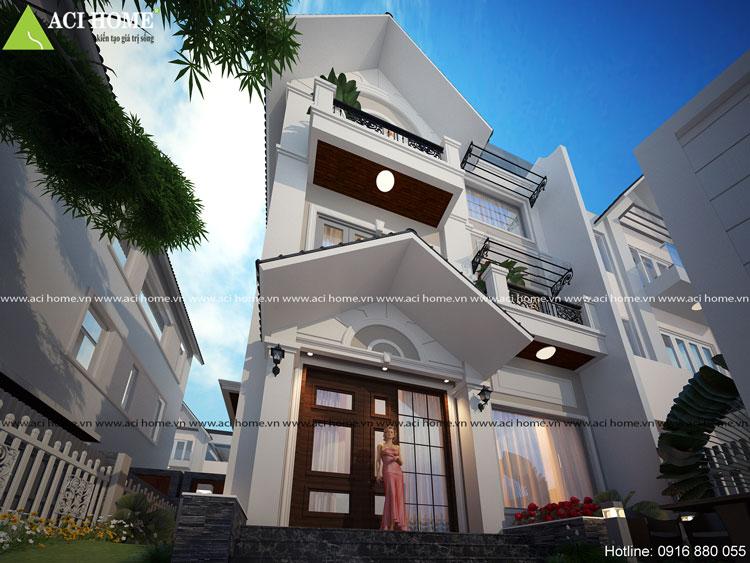 Cai tạo nhà,thiết kế cải tạo nhà 3 tầng