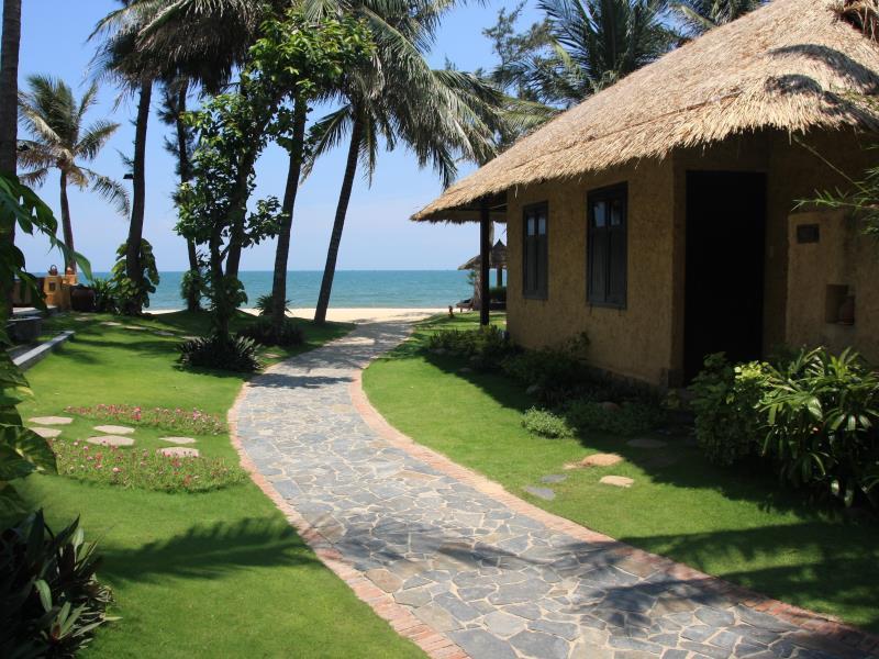 9+ Mẫu thiết kế resort mini siêu ấn tượng khách đến không muốn về