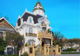 Mẫu thiết kế biệt thự Pháp 3,5 tầng tại Yên Bái mà ai cũng muốn sở hữu