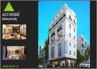 Thiết kế nhà phố kết hợp kinh doanh Cà Phê – 2 mặt tiền tại Gia Lâm