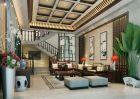 Thiết kế nội thất biệt thự Á Đông sang trọng