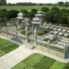 Thiết kế xây lăng mộ, mộ tổ
