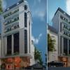 Thiết kế văn phòng kiểu Pháp tại khu dân cư Pháp Vân