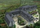 Thiết kế khách sạn 4 sao phong cách cổ điển Châu Âu
