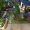 Thiết kế biệt thự sân vườn theo phong thủy
