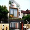 Thiết kế nhà phố 3 tầng sang trọng tại Thái Bình