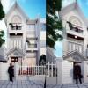 Cải tạo nhà 3 tầng phong cách tân cổ điển Pháp
