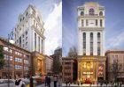 Thiết kế khách sạn 13 tầng kiểu Pháp tại Hà Tĩnh