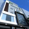 Thiết kế nhà phố kiểu hiện đại 6,5 tầng
