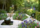 Thiết kế sân vườn đẹp với phong cách Châu Âu