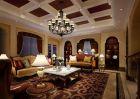 Trang hoàng biệt thự bằng nội thất tân cổ điển sang trọng