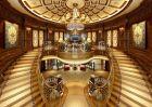 Thiết kế nội thất biệt thự cổ điển kiểu Pháp sang trọng