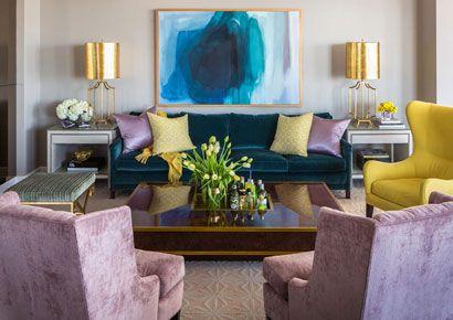 Thiết kế căn hộ Penthouse siêu sang trọng và ấn tượng