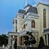 Thiết kế biệt thự cổ điển 3 tầng kiểu Pháp