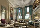 Ngất ngây với thiết kế nội thất biệt thự kiến trúc Pháp