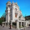 Thiết kế biệt thự cổ điển 4,5 tầng vừa lòng gia chủ tại Yên Bái