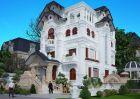 Thiết kế biệt thự kiểu Pháp 3,5 tầng tại Tuyên Quang