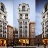Thiết kế khách sạn mini mặt tiền 9m theo phong cách cổ điển