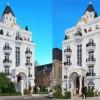 Thiết kế cải tạo khách sạn cổ điển Pháp tại Hải Phòng