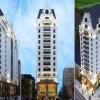 Thiết kế khách sạn phong cách Châu Âu 18 tầng tại Hà Nội