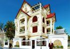 Mẫu những thiết kế biệt thự kiểu Pháp đẹp và sang bậc nhất hiện nay