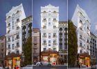 Thiết kế khách sạn mini 7 tầng phong cách cổ điển Pháp tại Hải Phòng