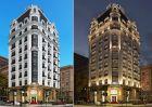Thiết kế khách sạn cổ điển Pháp 2 mặt tiền tại TP biển Hạ Long