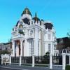 Thiết kế biệt thự kiểu Pháp đẹp với không gian thông tầng bề thế tại Hạ Long
