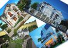 Những mẫu biệt thự nhà vườn 2 tầng mang phong cách cổ điển đẹp nhất