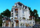 Thiết kế biệt thự kiểu Pháp tại Lâm Đồng – vẻ đẹp xa hoa, diễm lệ
