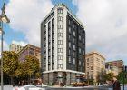 Thiết kế khách sạn hiện đại 10 tầng đẹp ấn tượng tại Hải Tiến
