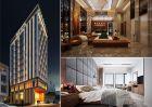Thiết kế khách sạn hiện đại 11 tầng đẹp tinh tế tại Đà Nẵng