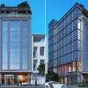 Thiết kế tòa nhà văn phòng hiện đại sang trong 7 tâng tại Q3 Sài Gòn