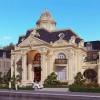 Thiết kế biệt thự kiểu Pháp 2,5 tầng đẹp lộng lẫy tại Hà Nam