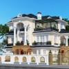 Thiết kế biệt thự tân cổ điển đẹp thơ mộng tại Thanh Hóa