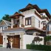 Thiết kế biệt thự Á Đông 3 tầng đẹp ấn tượng tại Ninh Bình