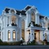 Thiết kế biệt thự Pháp bề thế-sang trọng như lâu đài hoàng gia tại Huế