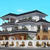 Biệt thự tân cổ điển 3 tầng đẹp tinh tế – sang trọng tại Nam Định
